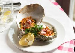 Recette santé : Huîtres chaudes au champagne